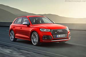 Click here to open the Audi SQ5 gallery