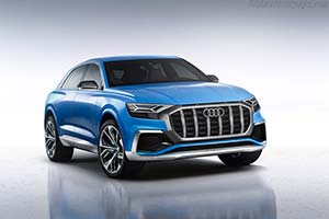 Click here to open the Audi Q8 Concept gallery