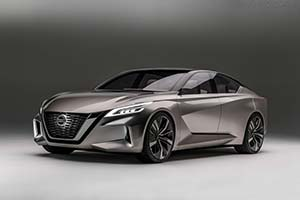Click here to open the Nissan Vmotion 2.0 Concept gallery