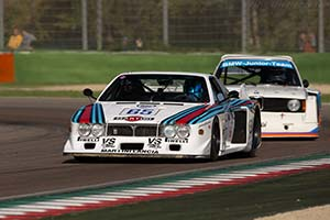Click here to open the Lancia Beta Montecarlo Turbo gallery