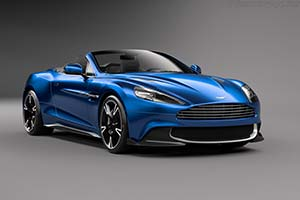 Click here to open the Aston Martin Vanquish S Volante gallery