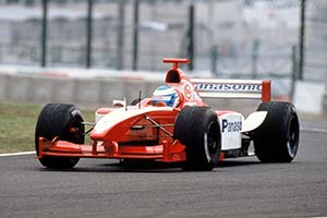 Click here to open the Toyota TF101 gallery
