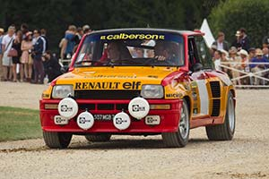 Click here to open the Renault 5 Turbo Cevennes gallery