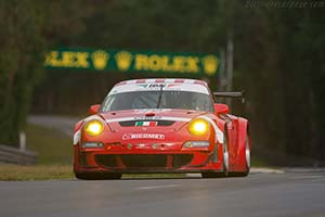 Click here to open the Porsche 911 GT3 RSR Evo '09 gallery