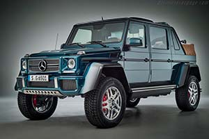 Click here to open the Mercedes-Maybach G 650 Laundaulet gallery