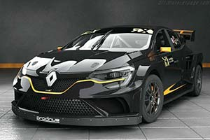Click here to open the Renault Mégane WRX gallery