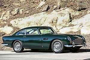 Click here to open the Aston Martin DB5 Vantage gallery