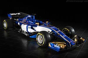 Click here to open the Sauber C36 Ferrari gallery