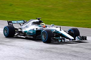 Click here to open the Mercedes-Benz W08 EQ Power+ gallery