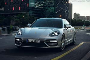 Click here to open the Porsche Panamera Turbo S E-Hybrid Executive gallery