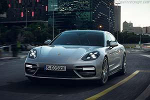 Click here to open the Porsche Panamera Turbo S E-Hybrid Executive gallery
