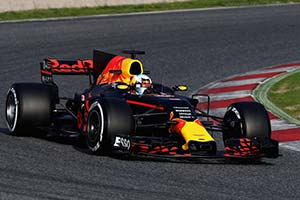 Click here to open the Red Bull Racing RB13 Tag Heuer gallery