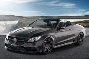 Click here to open the Brabus 650 Cabriolet gallery