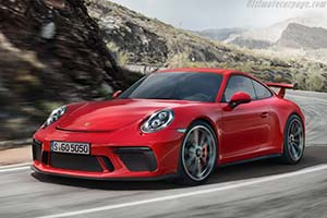 Click here to open the Porsche 911 GT3 gallery