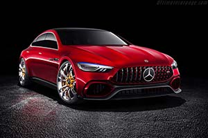 Click here to open the Mercedes-AMG GT Concept gallery