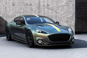 Click here to open the Aston Martin Rapide AMR gallery