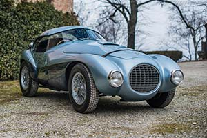 Click here to open the Ferrari 166 MM Fontana Uovo Coupe  gallery