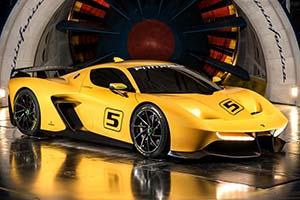 Click here to open the Fittipaldi EF7 Vision Gran Turismo by Pininfarina gallery