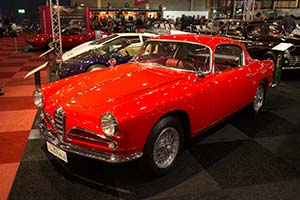 Click here to open the Alfa Romeo 1900C SS Touring Coupe gallery