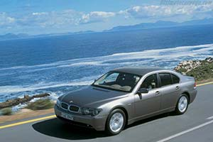 Click here to open the BMW E65 745i gallery
