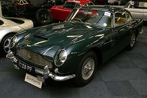 Click here to open the Aston Martin DB4 Vantage gallery
