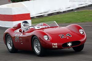 Click here to open the Maserati 200S gallery