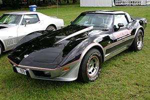 Click here to open the Chevrolet Corvette C3 25th Anniversary gallery