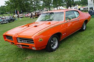 Click here to open the Pontiac GTO Judge Ram Air III gallery