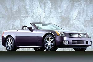 Click here to open the Cadillac XLR gallery
