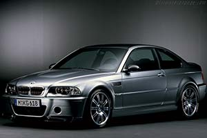 Click here to open the BMW M3 CSL Concept gallery
