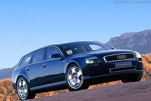 Click here to open the Audi Avantissimo gallery