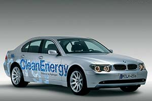 Click here to open the BMW E65 745H gallery