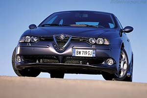 Click here to open the Alfa Romeo 156 GTA gallery