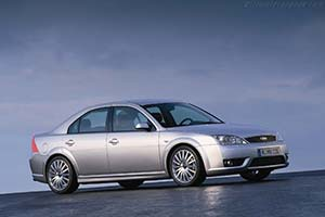 Click here to open the Ford Mondeo ST220 gallery