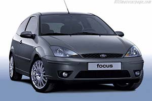 Click here to open the Ford Focus ST170 gallery