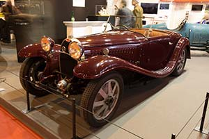 Click here to open the Bugatti Type 55 Vanvooren Cabriolet gallery