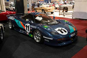 Click here to open the Jaguar XJR-15  gallery