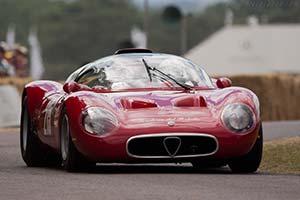 Click here to open the Alfa Romeo 33 'Periscopica' Spider  gallery