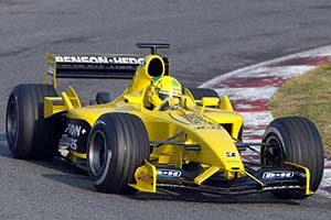 Click here to open the Jordan EJ13 Ford gallery
