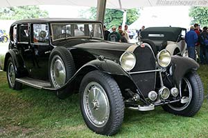 Click here to open the Bugatti Type 41 Royale Park Ward Limousine gallery