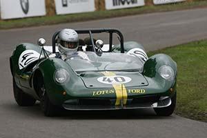 Click here to open the Lotus 40 Ford  gallery