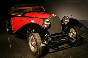 Click here to open the Bugatti Type 50T Coupe Profilee gallery