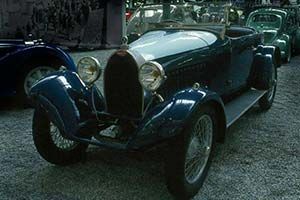Click here to open the Bugatti Type 40 gallery