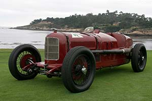 Click here to open the Alfa Romeo P2 gallery