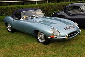 Click here to open the Jaguar E-Type Roadster gallery