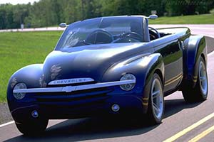 Click here to open the Chevrolet SSR Concept gallery