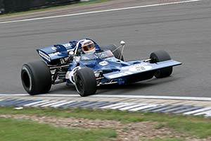 Click here to open the Tyrrell 001 Cosworth gallery