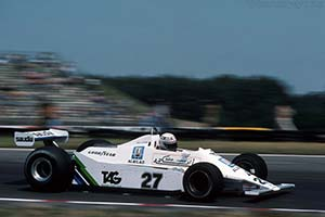 Click here to open the Williams FW07 Cosworth gallery