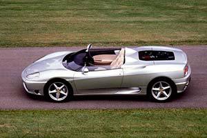 Click here to open the Ferrari 360 Barchetta gallery