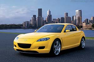 Click here to open the Mazda RX-8 gallery